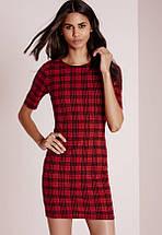 Новое платье в шотландскую клетку Missguided, фото 3