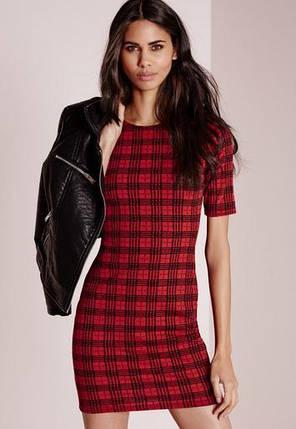 Новое платье в шотландскую клетку Missguided, фото 2