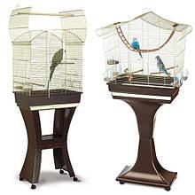 Клетки для птиц с подставками