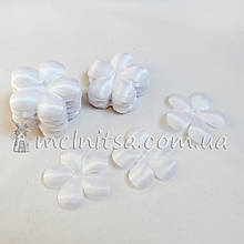 Заготовка для цветка вишня, белый