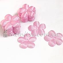 Заготовка для цветка вишня, св.розовый