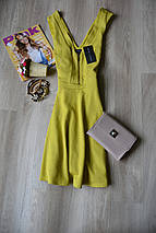 Новое платье цвета лайма New Look, фото 3
