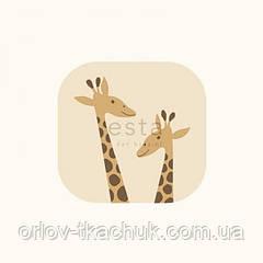 Обои в детскую Giraffes Jimbo