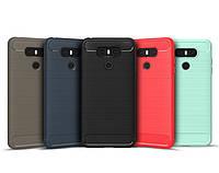 TPU чехол накладка Urban для LG G6 (5 цветов)