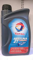 Масло моторное   TOTAL Neptuna  2T  Super Sport mineral TC-W3 1l