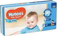 Підгузники Huggies Ultra Comfort 4 (8-14 кг) 50 шт.