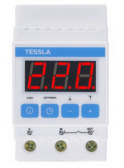 Реле напряжения TESSLA D25t с термозащитой