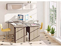 Комп'ютерний стіл 1.8 х 1.43м СК-3734