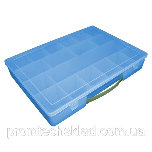 Органайзер пластиковый 355х250х55 цветной