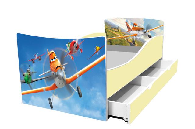 Кровать Самолеты