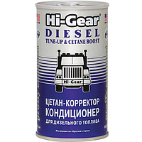 Цетан-корректор и кондиционер для дизельного топлива Hi-Gear HG3435