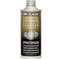 Очиститель каталитического нейтрализатора, системы питания и камер сгорания Hi-Gear HG3270