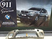 Бампер BMW X5 E70 рестайлинг