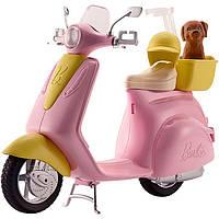 Набор скутер для Барби с питомцем  / Barbie Scooter & Puppy