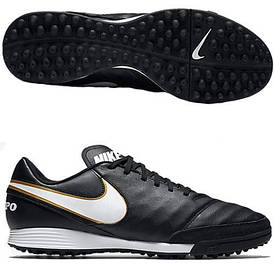 Сороконожки Nike Tiempo Genio Leather TF