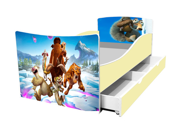 Кровать ice age