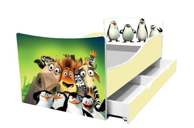 Кровать Мадагаскар