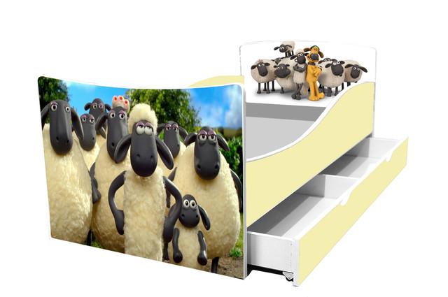 Кровать shawn the sheep