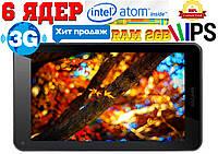 Мощный планшет GoClever Insignia 700 Pro на INTEL 2Gb RAM 6 ядер, 3G, IPS