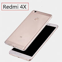 Чехол бампер Xiaomi Redmi 4X  УЛЬТРАТОНКИЙ