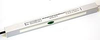 Блок питания 12V 3A 36Вт SLIM в герметичном корпусе для светодиодной ленты, линейки, модулей.