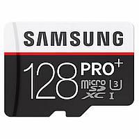 Карта памяти Samsung 128GB microSDXC class 10 UHS-I PRO PLUS (MB-MD128DA/RU)
