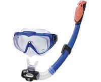 Intex 55962 - Детский набор от 14 лет для сноркилинга  Silicone Aqua Pro Swim