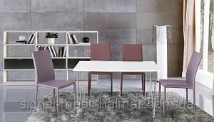Стол обеденный Paulo 120x76  (SIGNAL )