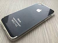 Накладка-чехол Star Case TPU NEW iPhone 7 черный