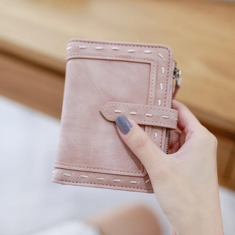 000cd22f2ac4 Женский маленький кожаный кошелек. портмоне: продажа, цена по ...