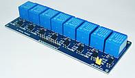 Модуль 8-реле для Arduino