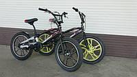 Велосипед на титановых дисках 20 дюймов 2030