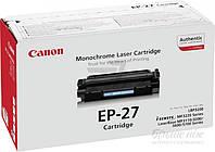 Картридж Canon  EP-27 Black black 8489A002