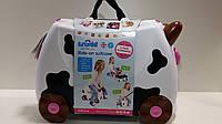 Детский чемоданчик TRUNKI FRIEDA COW