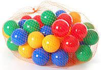 Мячики для палаток и сухого бассейна 8 мм (40 шт)