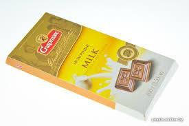 Шоколад КФ Спартак