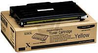Тонер-картридж Xerox yellow 106R00678