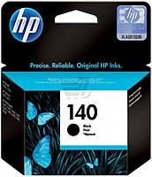 Картридж струйный  HP No.140 PSC J5783 OJ black CB335HE