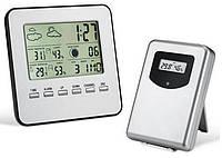 Термометр-гигрометр TS-A92 беспроводной с внешним датчиком наружной температуры, фото 1