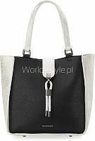 10-19 Черная женская сумка Nigar