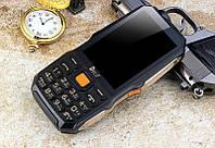 Телефон Dbeif D2017, аккумулятор 18800 mah, Power bank, ТВ, фонарик, громкий динамик