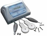 Косметологический аппарат для ультразвуковой и магнитолазерной терапии УЗ-пилинг, УЗ-форез МИТ-11