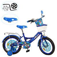 Детский велосипед LE-2-01, 16 дюймов