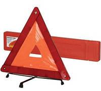 Знак аварийный Carlife WT102 усиленный 420мм Х 40мм (пластик упаковка)