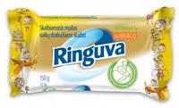 Ringuva. Мыло-пятновыводитель натуральное для стирки детской одежды, 150 г