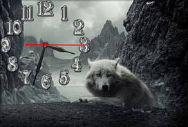 Часы настенные Z45 30х45 см