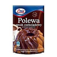 Глазурь для тортов (десертов) шоколадная