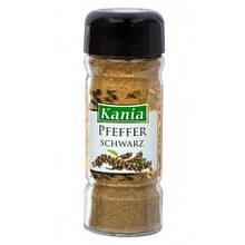 Приправа Kania Черный молотый перец «Pfeffer Schwarz», 50г