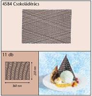 Шоколадная решетка CALLEBAUT GRILLAGE 11шт/упаковка
