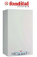 Настенный газовый котел FONDITAL Nias Dual BTFS 24 Line с накопительным бойлером на 25 л (Италия)